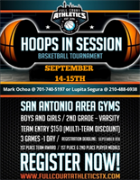 HOOPS IN SESSION (FALL)