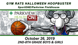 2019 Halloween Hoop Buster - Saturday ONLY