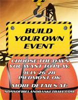 SOI's Build Your Own Event