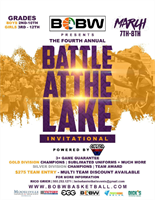 BOBW presents Battle at the Lake Invitational
