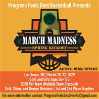 March Madness Spring Kickoff
