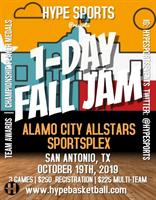 2019 1-Day Fall Jam San Antonio