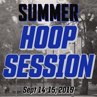 Summer Hoop Session