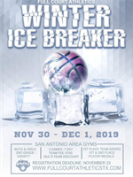 WINTER ICE BREAKER