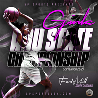5P Sports:  Girls AAU State Championship