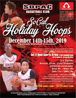 SoCal Holiday Hoops