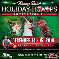 KENNY SMITH HOLIDAY HOOPS INVITATIONAL
