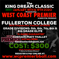 WCP The King Dream Classic