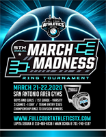 5TH ANNUAL MARCH MADNESS