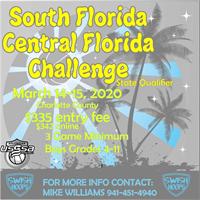 South Fl vs Central FL Challenge