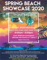 Spring Beach Recruiting Clinic Showcase 2020