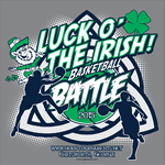 Luck 'O the Irish Basketball Battle 2020