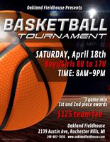 Oakland Fieldhouse BBALL Tournament
