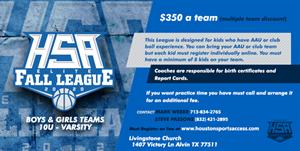 HSA Elite Hoop League