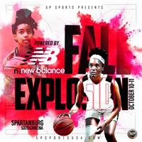 5P Sports: New Balance Fall Explosion