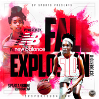 5P Sports: Fall Explosion Powered By New Balance