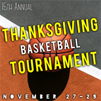 15th Annual Thanksgiving Tournament