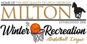 Halftime Sports-City of Milton Winter Rec League Schedule