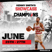 KENNY SMITH'S  presents the SHOWCASE OF CHAMPIONS