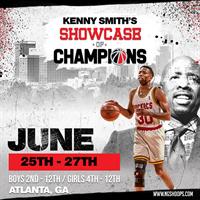 KENNY SMITH SHOWCASE OF CHAMPIONS