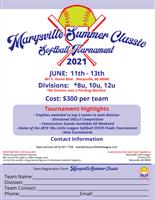 Marysville Summer Classic