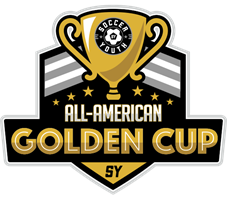 Soccer Youth All-American Golden Cup