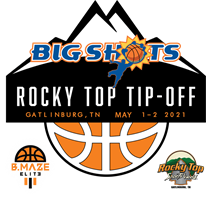 Big Shots Rocky Top Tip-Off