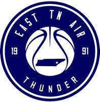East TN Air Thunder AAU Girls Basketball State Qualifier