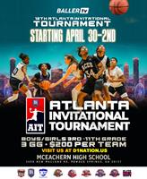 12th Atlanta Invitational Tournament - D1 Super Regional Tournament