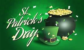 St. Patrick's Day Slam