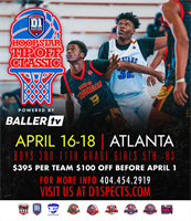 D1 Nation presents Hoop Stars Classic powered by Ballertv