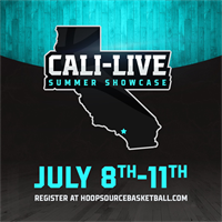 2021 - Cali-Live Summer Showcase (High School: Boys) - Powered by Hoop Circuit, ACES, & HoopSource
