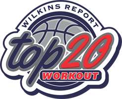 Wilkins Report Top 20 Workout