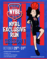 NYBL FALL  EXCLUSIVE RUN SESSION 1