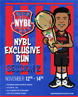 NYBLFALL EXCLUSIVE RUN SESSION 2
