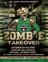 6TH ANNUAL ZOMBIE TAKEOVER