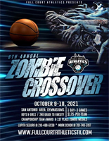 6TH ANNUAL ZOMBIE CROSSOVER