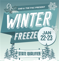 January 22-23 Corvallis/Albany/Lebanon Tournament