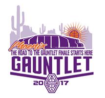 2017 ADIDAS GAUNTLET - PHOENIX