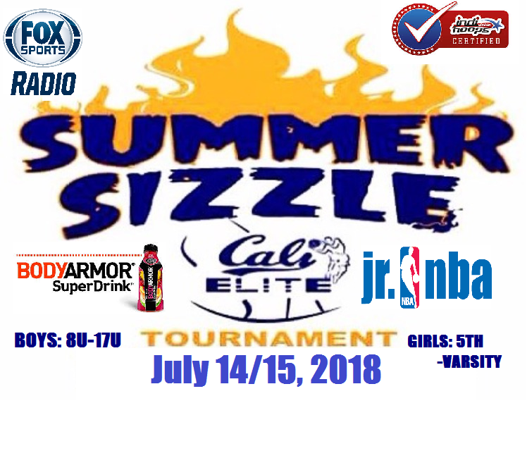 AAU END OF SEASON CHAMPIONSHIPS - SUMMER SIZZLE CLASSIC