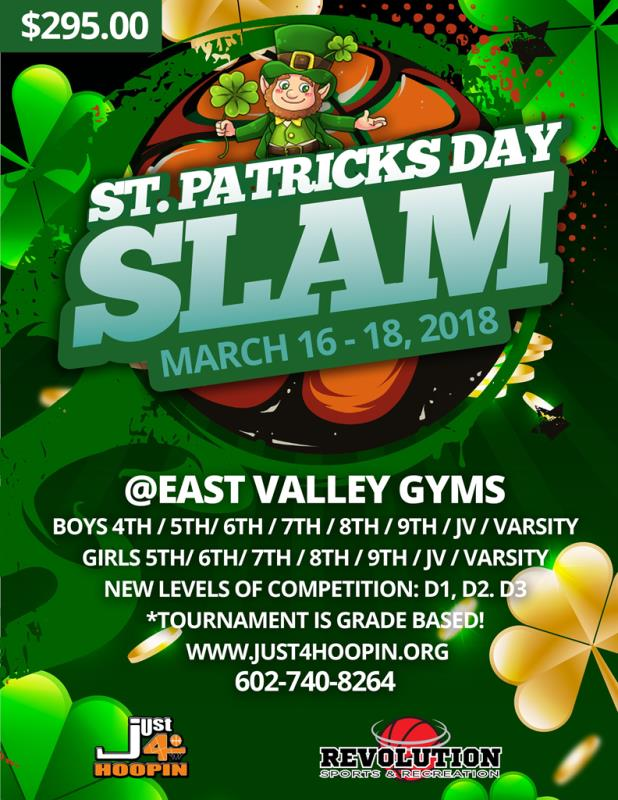 St. Patrick's Day Slam