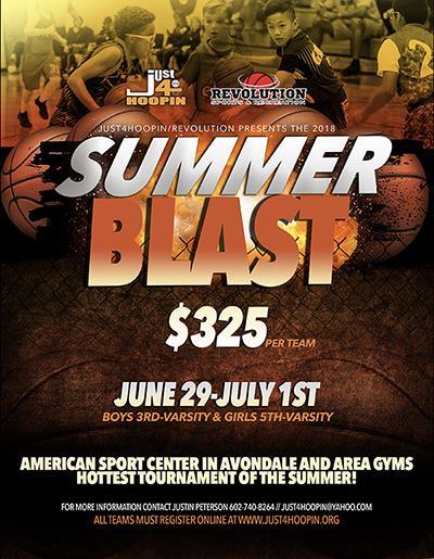 The Summer Blast
