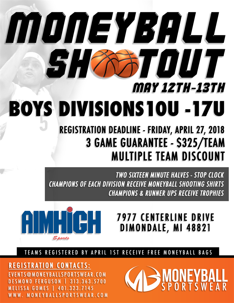 Moneyball Shootout 2018