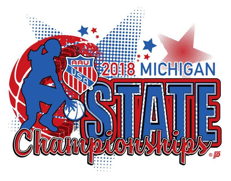 3rd-8th AAU Girls Basketball State Championships(DQT)