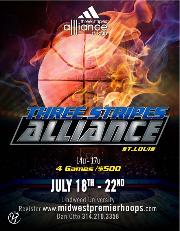 Three Stripes Alliance 2018