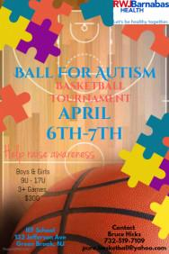 4th Annual Ball For Autism