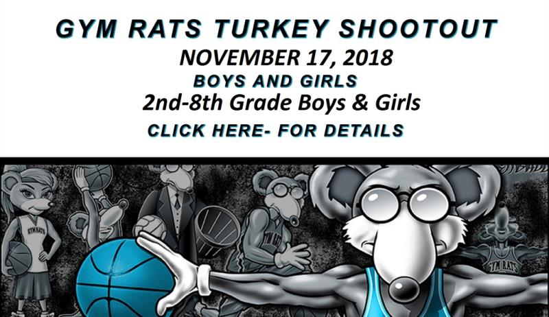 2018 Gym Rats Turkey Shootout