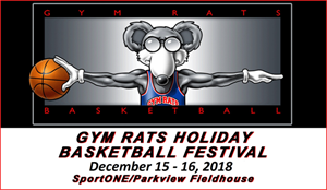 Gym Rats Holiday Basketball Festival