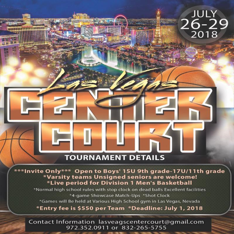 Las Vegas Center Court