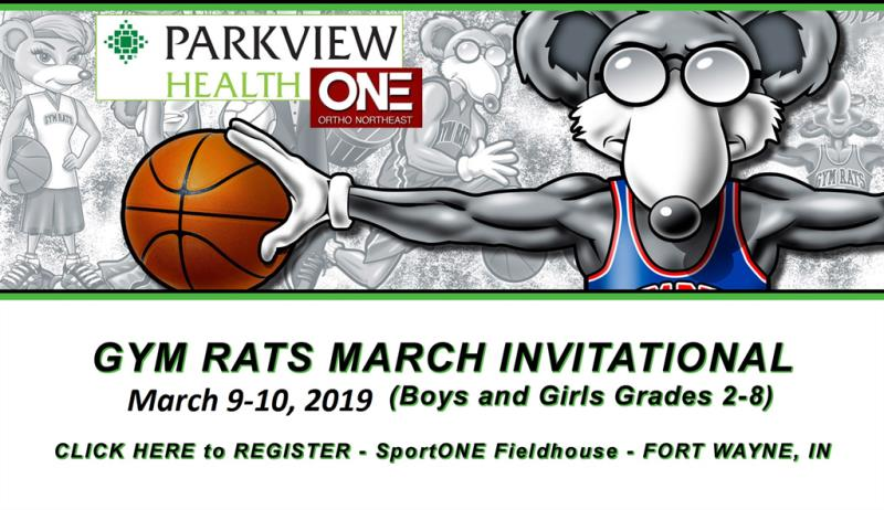 2019 Gym Rats March Invitational